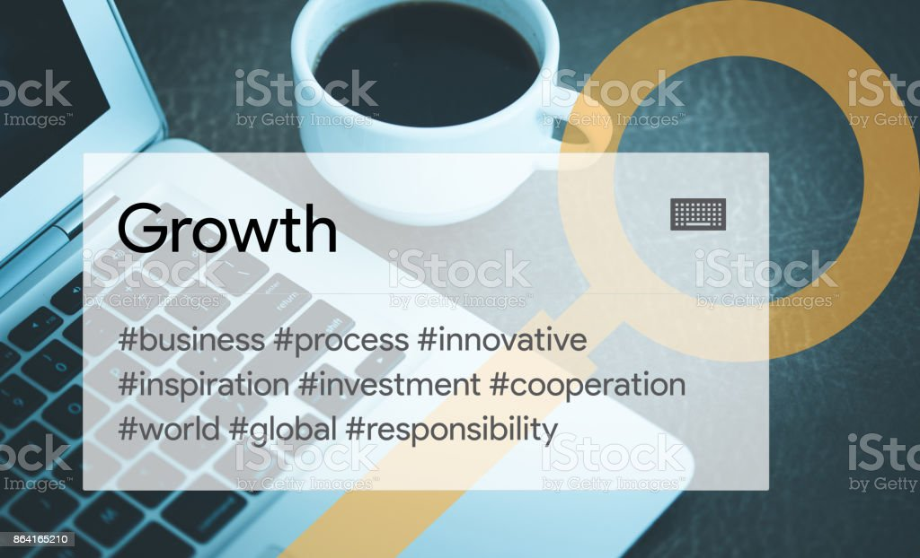 GROWTH CONCEPT royalty-free stock photo