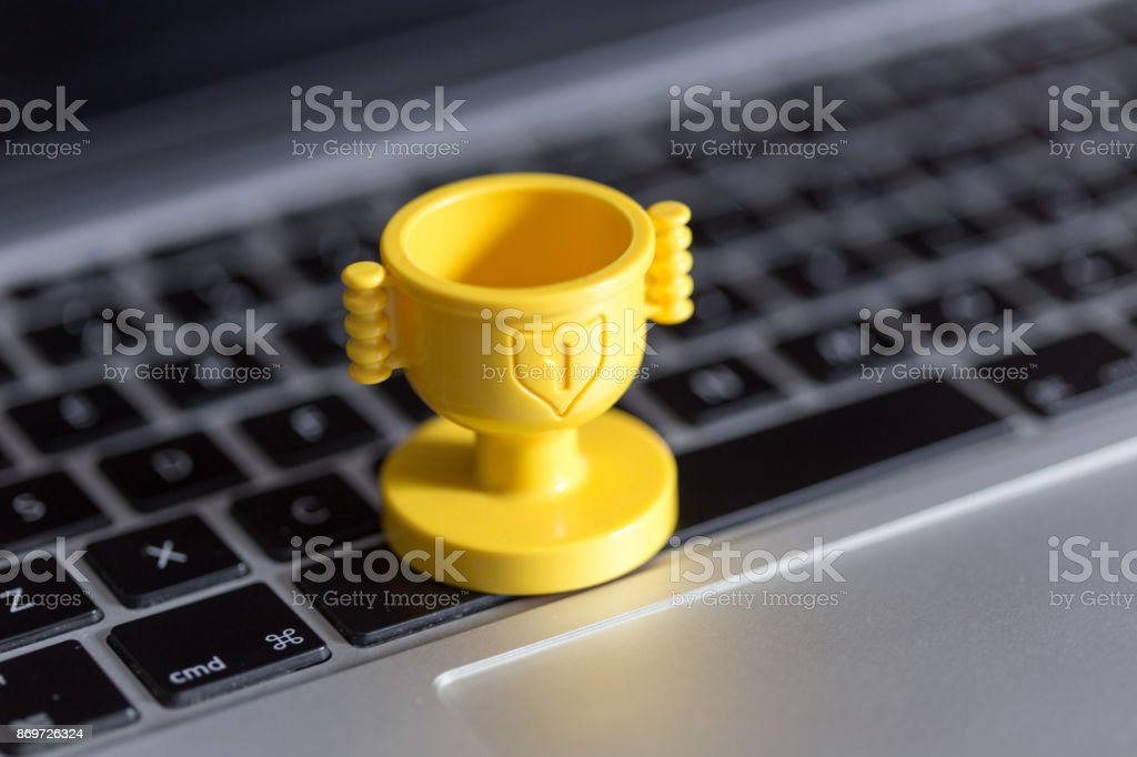 WEB RANKING CONCEPT stock photo