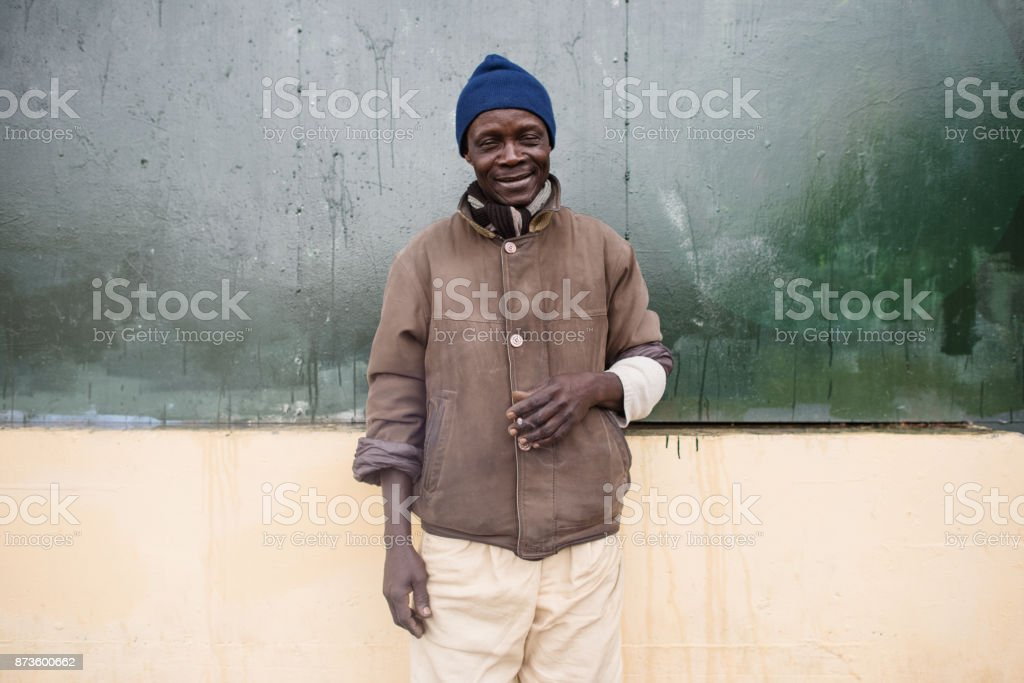 REFUGEE stock photo