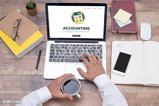 istock ACCOUNTING CONCEPT 875614194