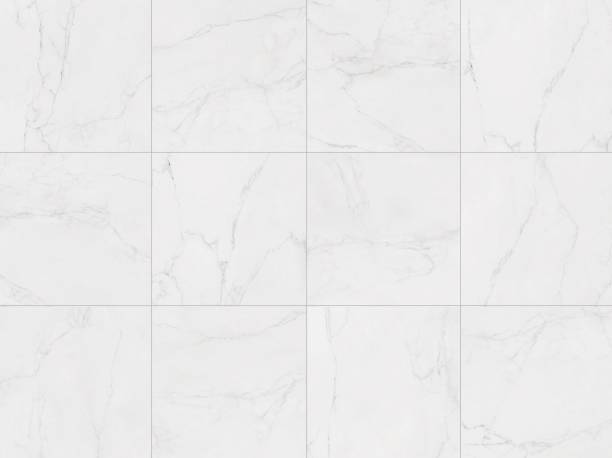 CERAMIC AND PORCELAIN MARBLE TILE TEXTURE stock photo