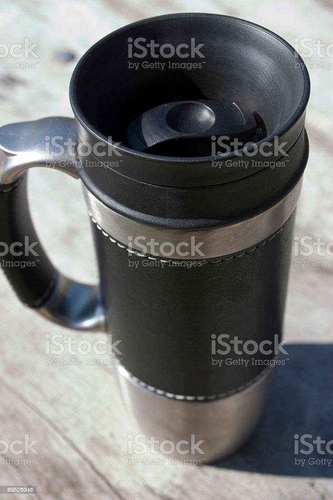 KAFFEEBECHER Lizenzfreies stock-foto