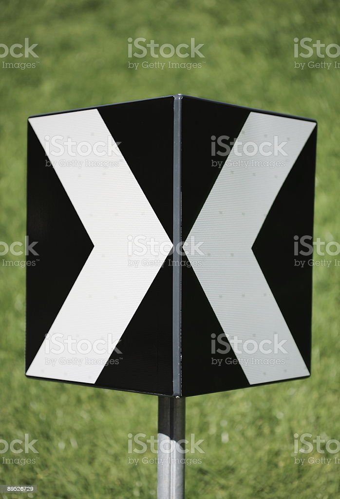 X royalty-free stock photo