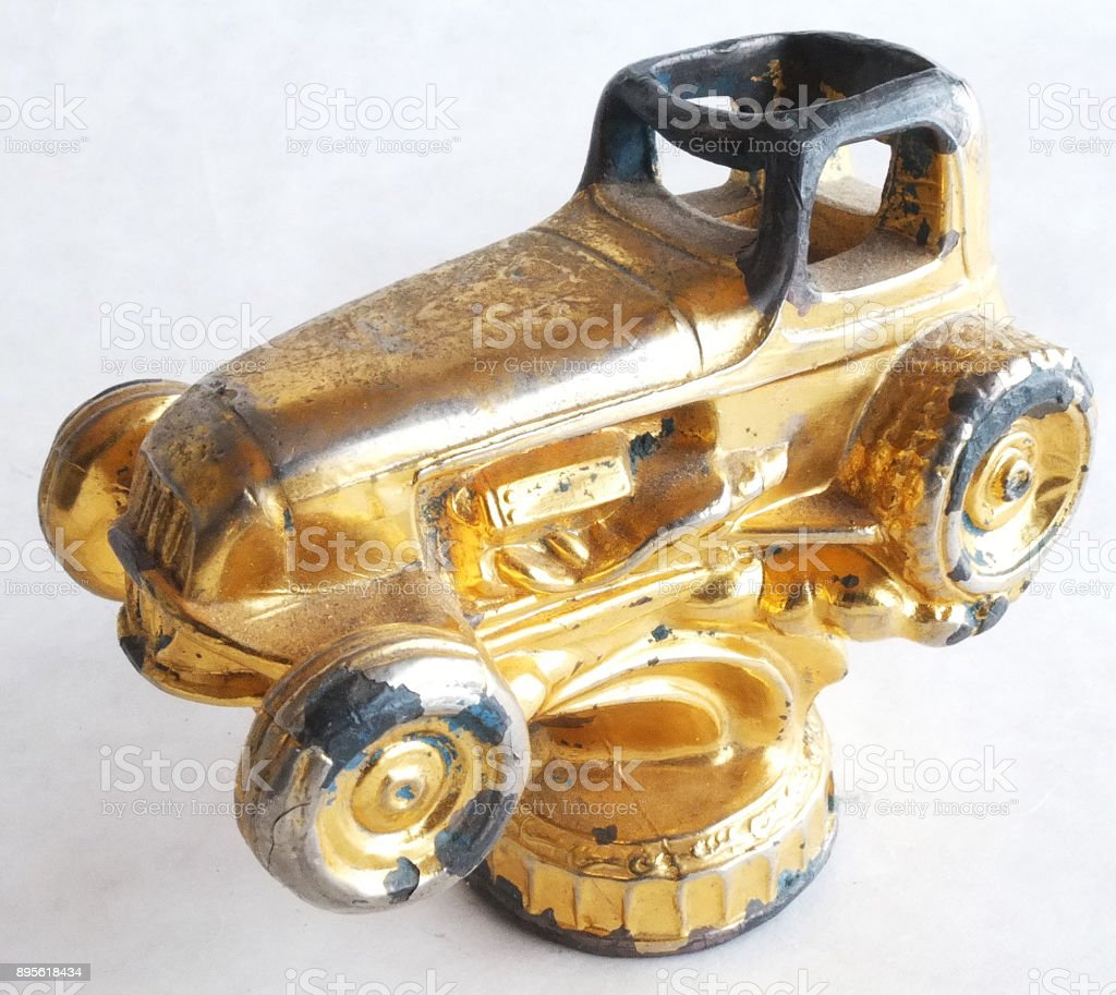 CAR TROPHY TOPPER stock photo
