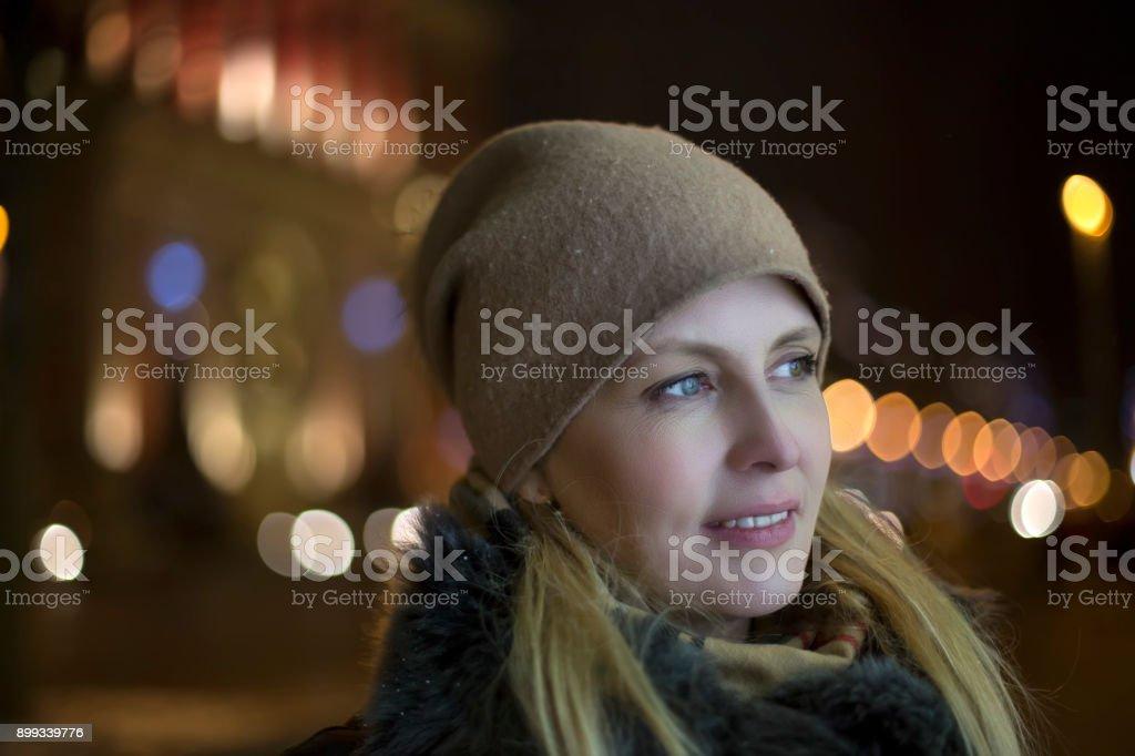 Портрет женщины royalty-free stock photo