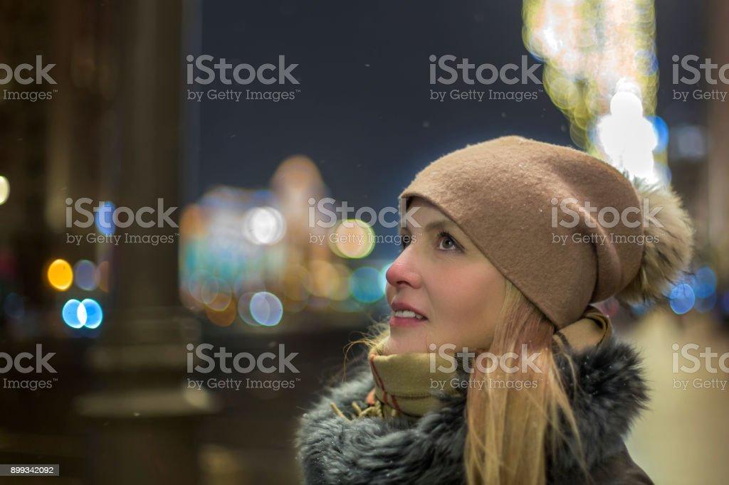 Портрет женщины stock photo