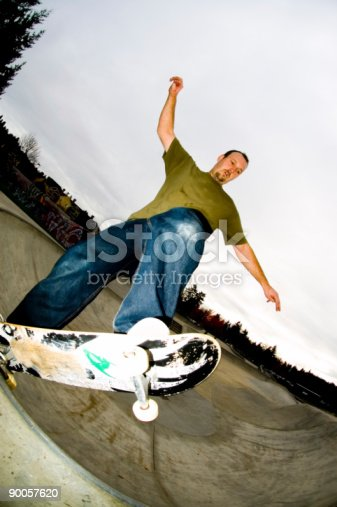 istock Action Sports - FS 5.0 90057620