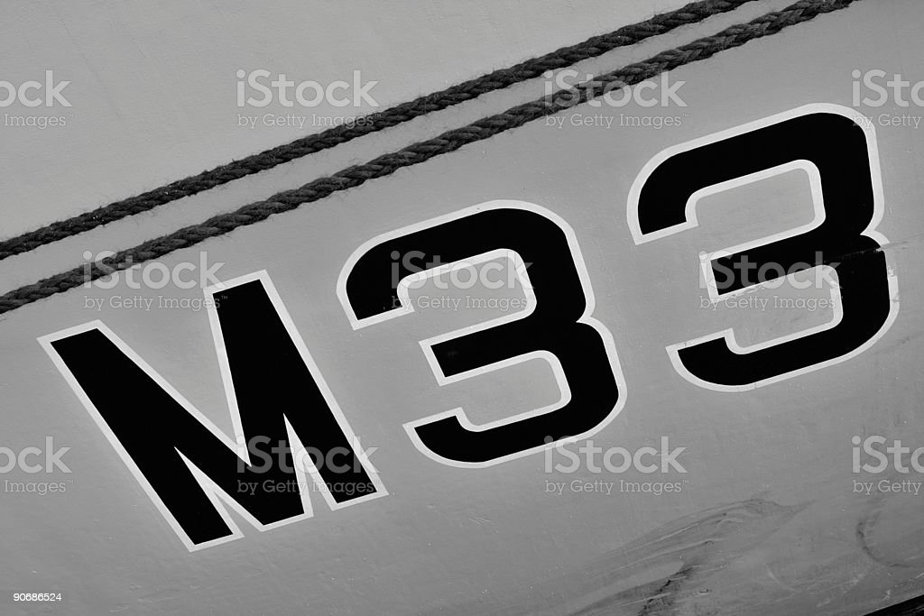 M33 royalty-free stock photo