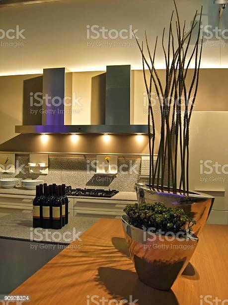 Modern Kitchen Stock Photo - Download Image Now