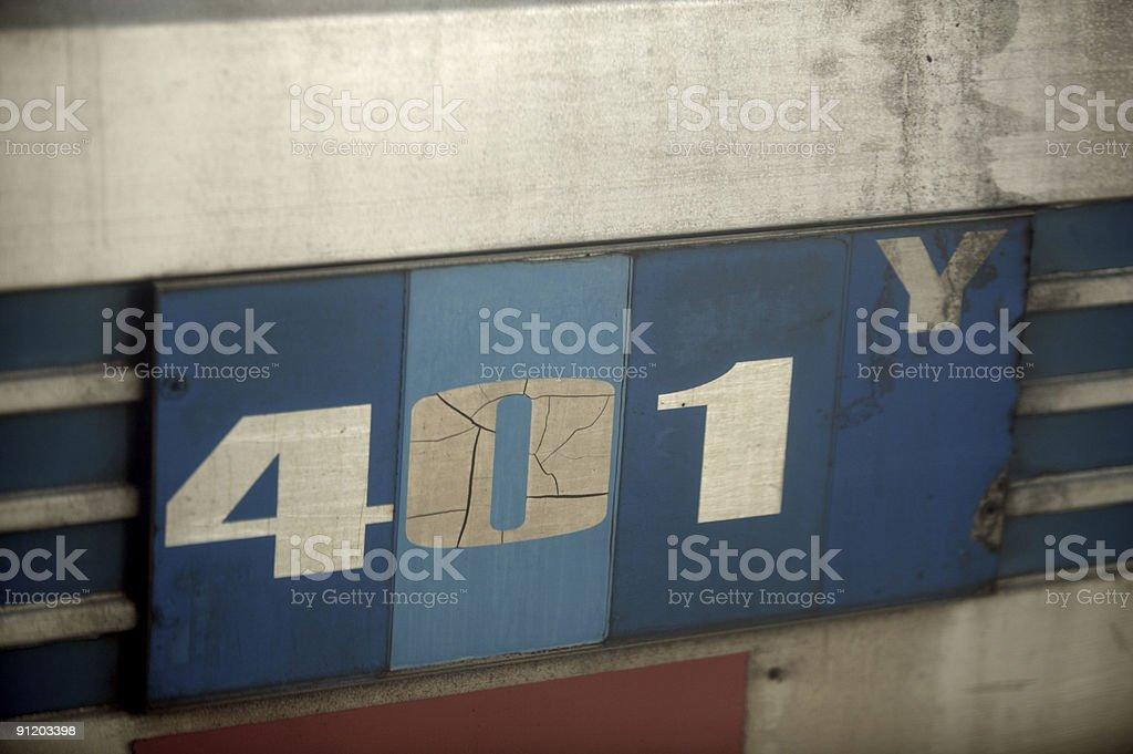 401 stock photo
