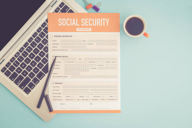 SOCIAL SECURITY CONCEPT SOCIAL SECURITY CONCEPT social security stock pictures, royalty-free photos & images