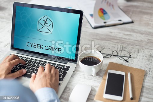 istock CYBER CRIME CONCEPT 914022908
