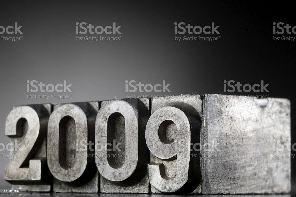 2009 stock photo