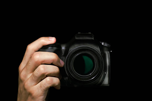 DSLR stock photo