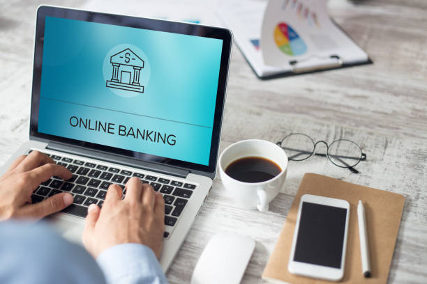 ONLINE-BANKING-KONZEPT – Foto