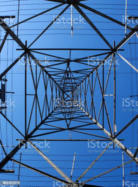 Elektri̇k Pi̇lon Ve Kablolari Stok Fotoğraflar & Birleşik Krallık'nin Daha Fazla Resimleri