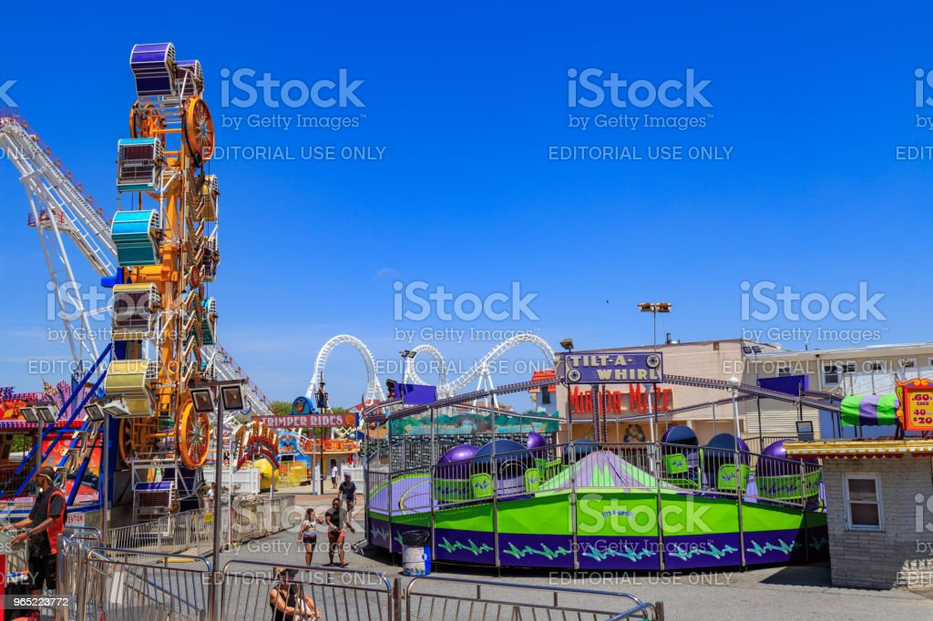 OCMD royalty-free stock photo