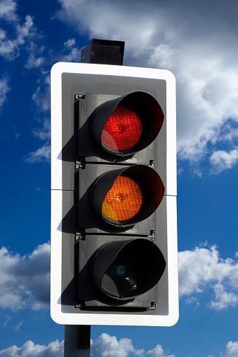 도 교통 신호등 가로등에 대한 스톡 사진 및 기타 이미지
