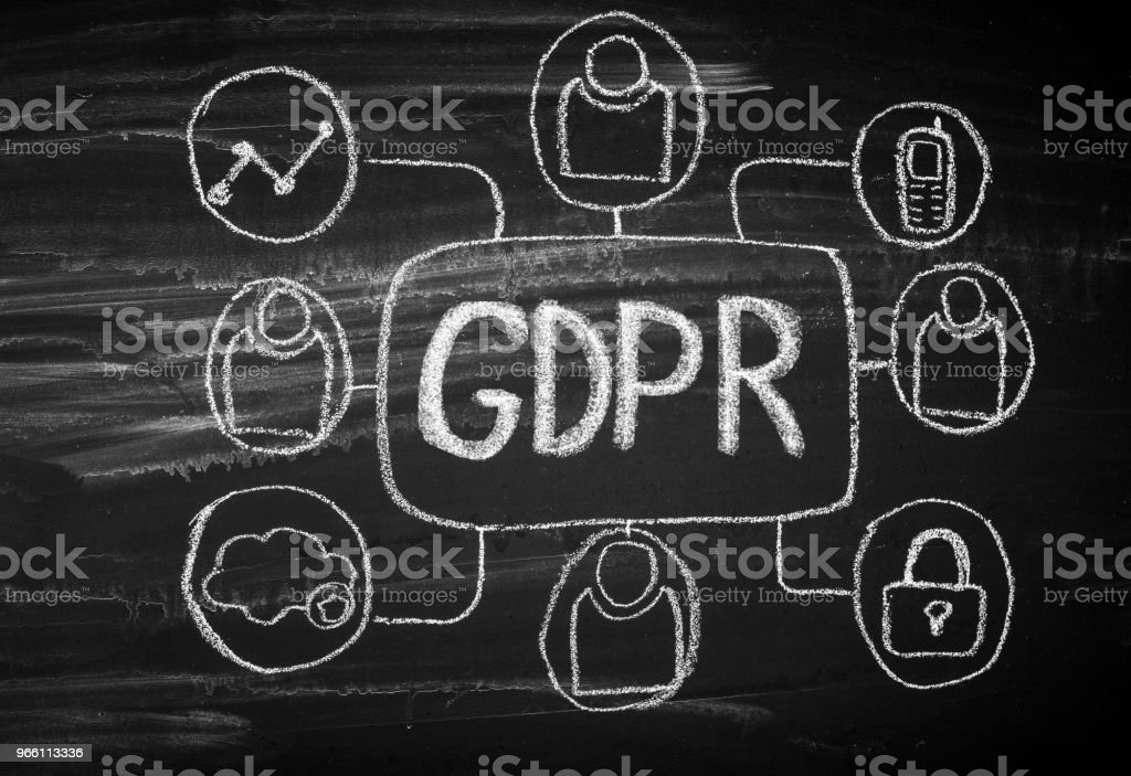 GDPR - Royalty-free Accessibility Stock Photo