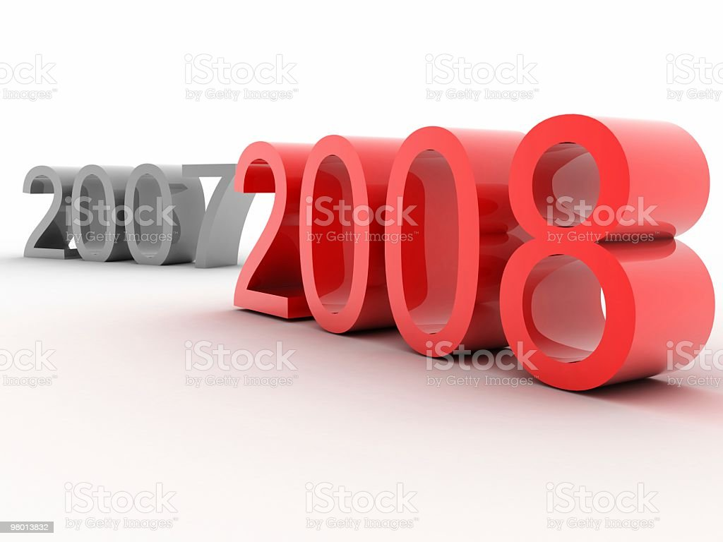 2008 royalty-free stock photo