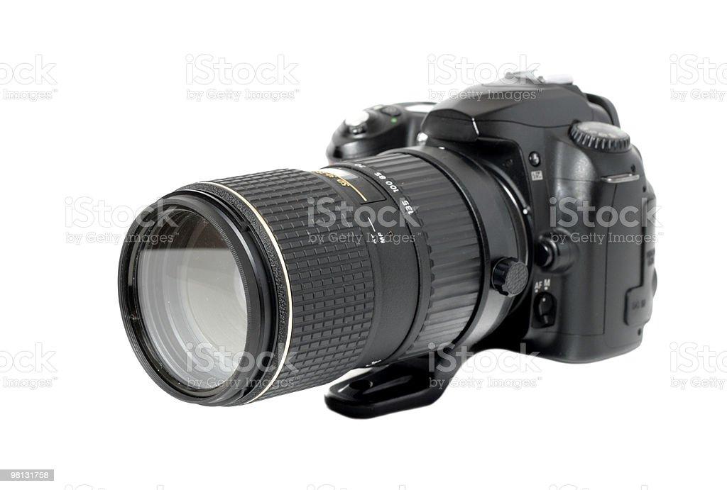 SLR royalty-free stock photo