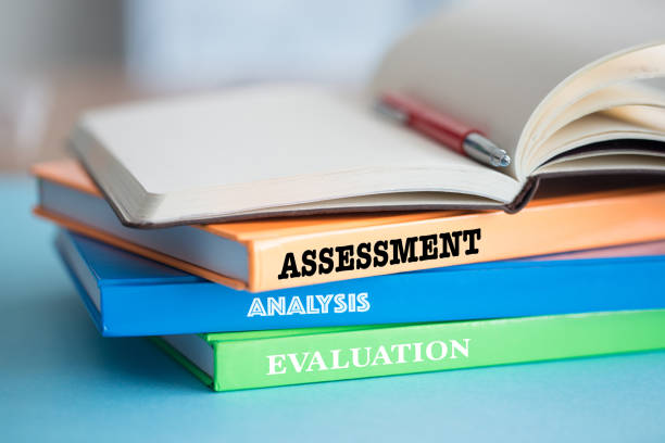 ASSESSMENT AND ANALYSIS CONCEPT ASSESSMENT AND ANALYSIS CONCEPT scrutiny stock pictures, royalty-free photos & images