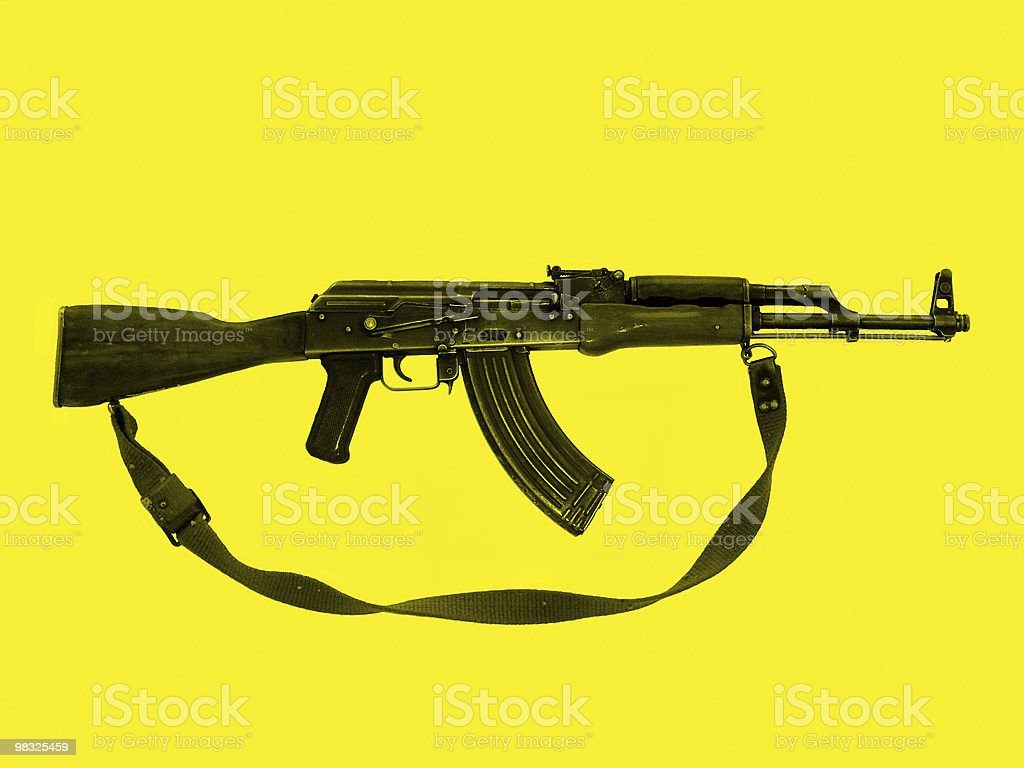 AK - 47 foto stock royalty-free