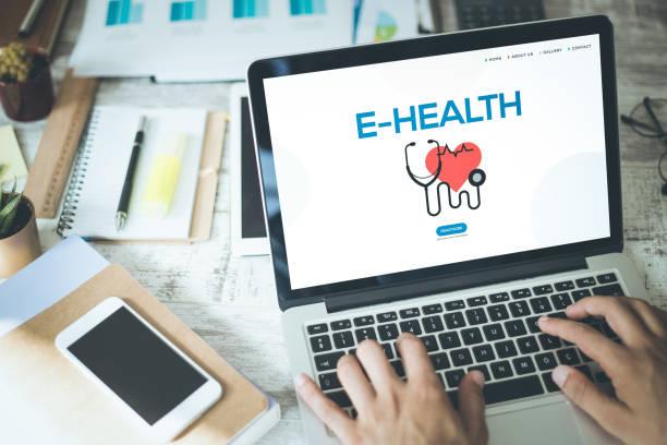 E-HEALTH-KONZEPT – Foto