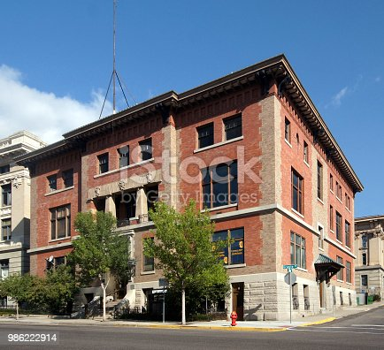 Butte, Montana: 1906     Art Deco- Rich and Famous met here