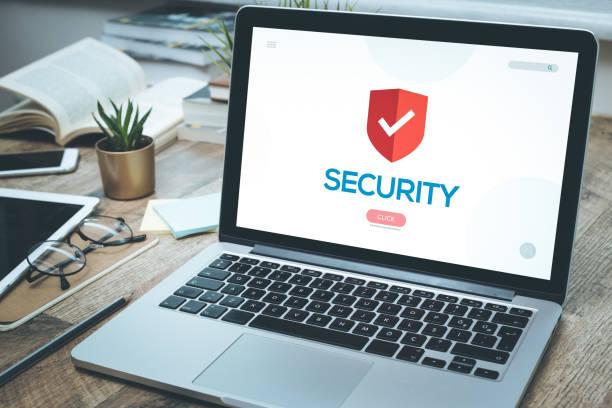 COMPUTER SECURITY-KONZEPT – Foto