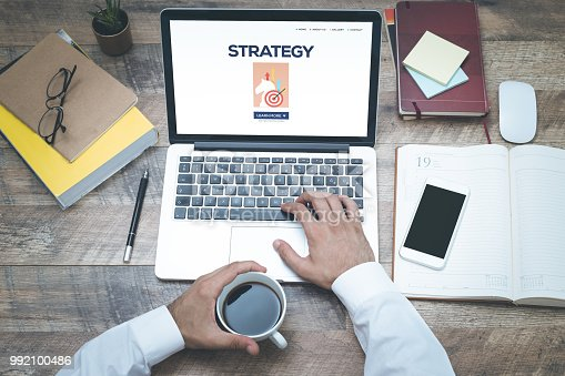 istock STRATEGY CONCEPT 992100486