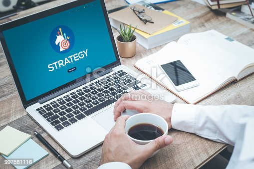 istock STRATEGY CONCEPT 997581116