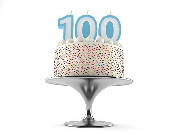 100. geburtstag - nummer 100 stock-fotos und bilder