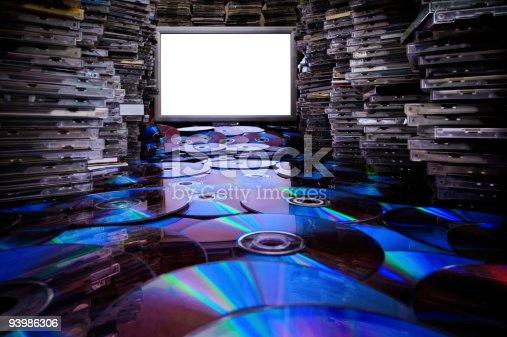 Сd Dvd Blu Ray Discs.
