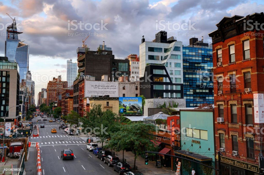 10th Ave, New York – Foto