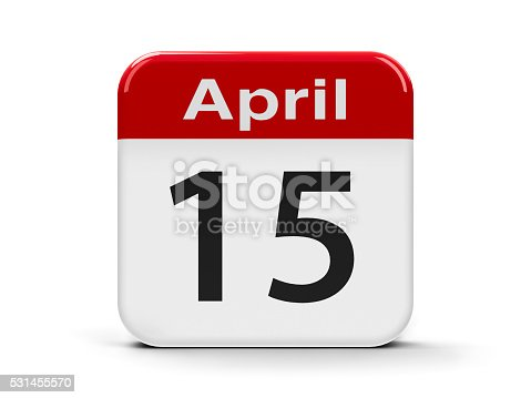 947260978 istock photo 15th April 531455570