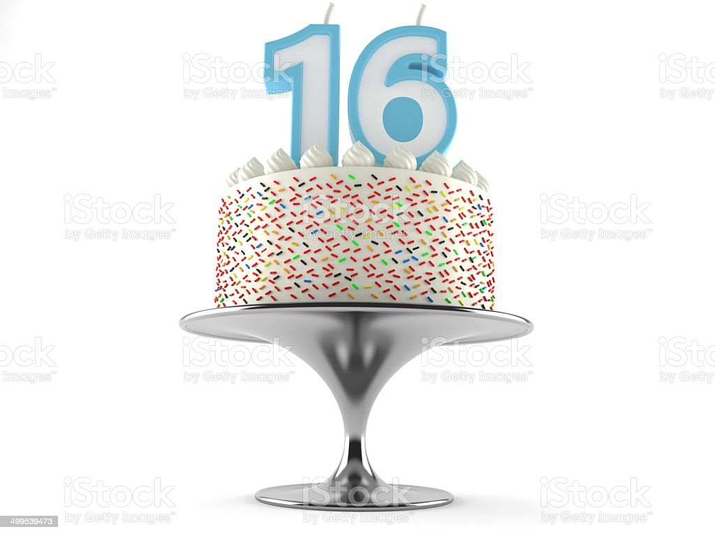 Aniversário de 16 anos - foto de acervo