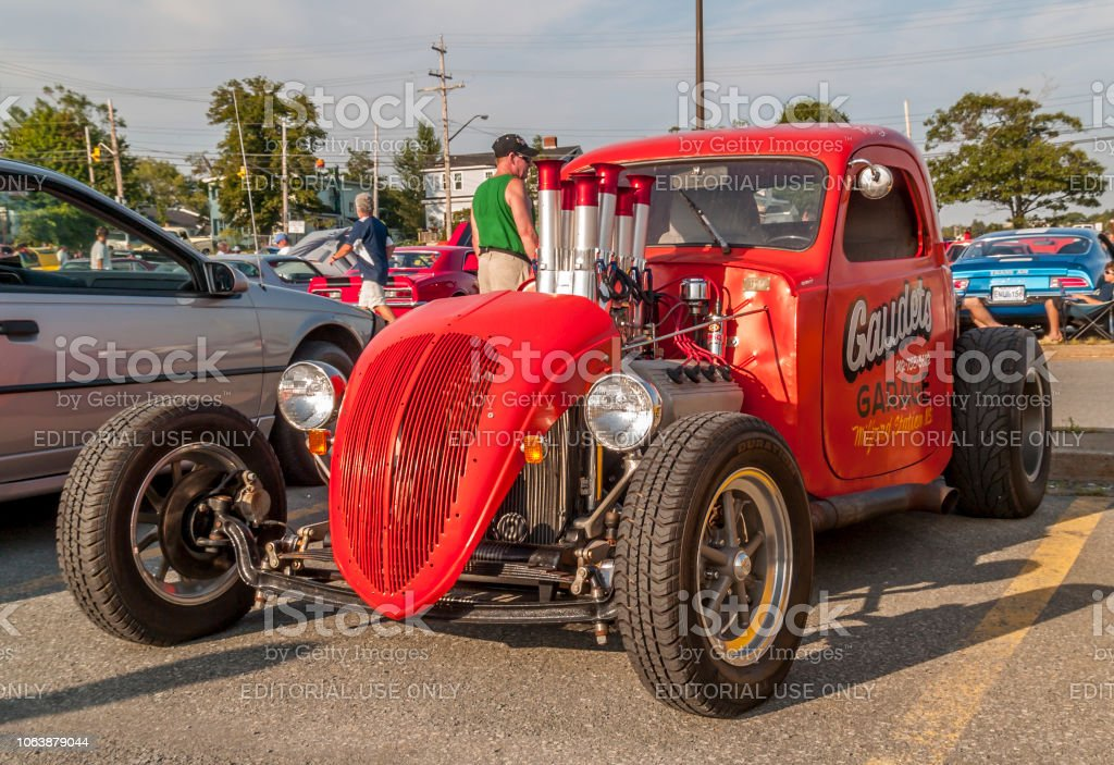 1930s Fiat Topolino Drag Race Car Stock Photo More Pictures Of