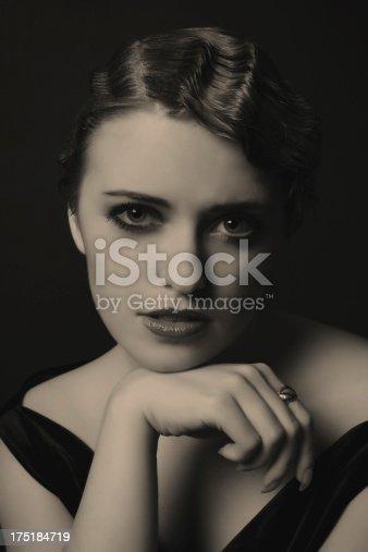 Emulation of vintage style photography.Grain added for more vintage effect