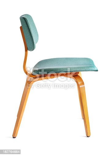 wooden chair side view. Beautiful Wooden 1950s Dining Chair Seating Furniture Side View Isolated White Background  Stock Photo U0026 More Pictures Of 19501959  IStock Throughout Wooden I