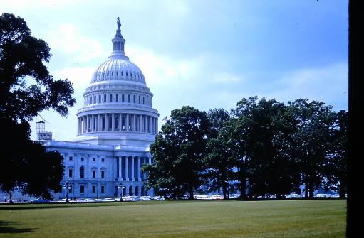 1950s White House, Washington DC