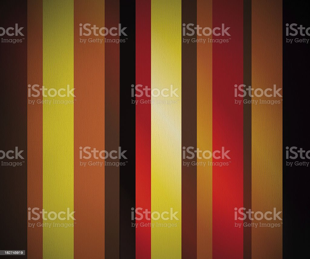 1970s Style Background royalty-free stock photo