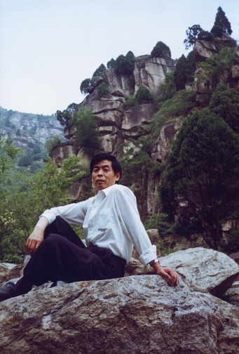 1990s China Men Real Life Old Photo