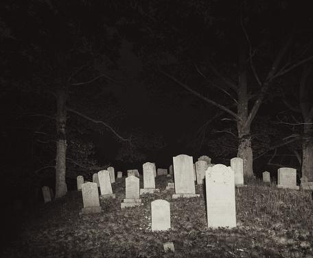 19th Century Cemetery