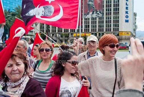 istock 19th of May, Izmir Turkey 458994175