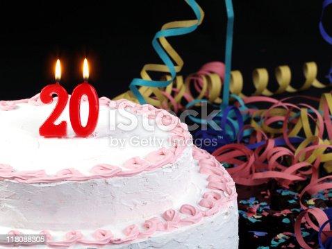 istock 20th. Anniversary 118088305