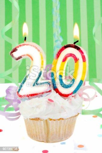 istock 20th birthday 92739738