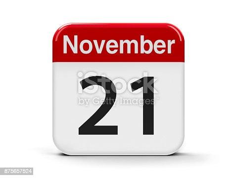 istock 21st November 875657524