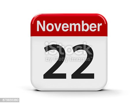 istock 22nd November 875655380