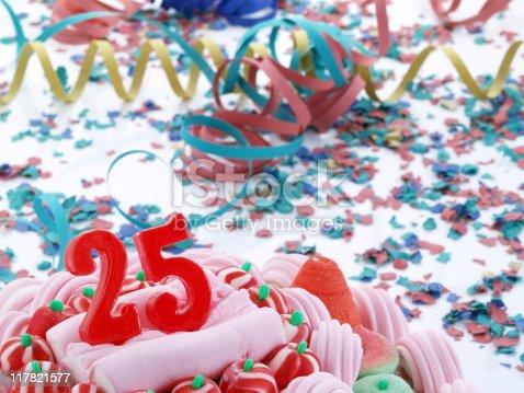 178269167 istock photo 25th. Anniversary 117821577